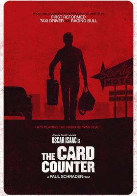 The Card Counter's Poster