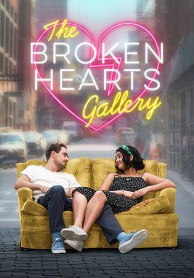 The Broken Hearts Gallery's Poster