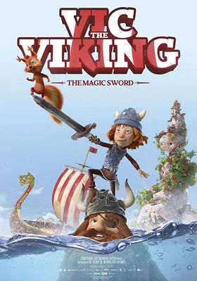 Vic the Viking and the Magic Sword's Poster