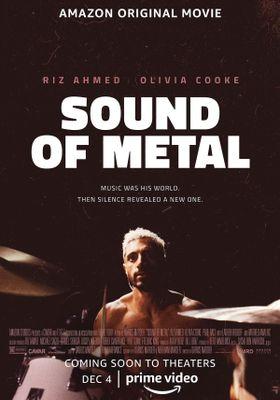사운드 오브 메탈의 포스터