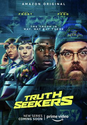 Truth Seekers 's Poster
