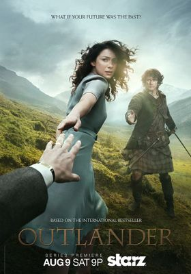 Outlander Season 1's Poster