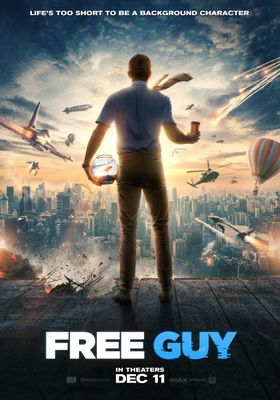 Free Guy's Poster