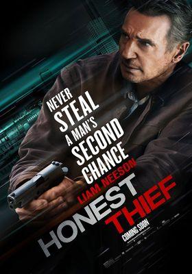 Honest Thief's Poster