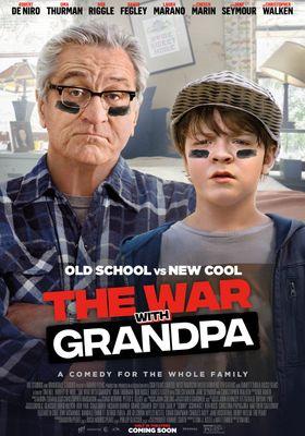 『グランパ・ウォーズ おじいちゃんと僕の宣戦布告』のポスター