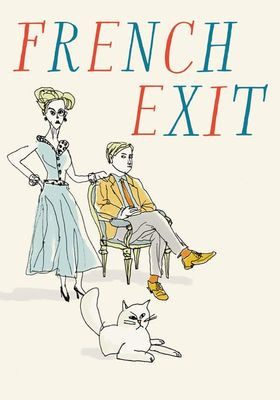 French Exit's Poster