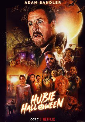 『ヒュービーのハロウィーン』のポスター