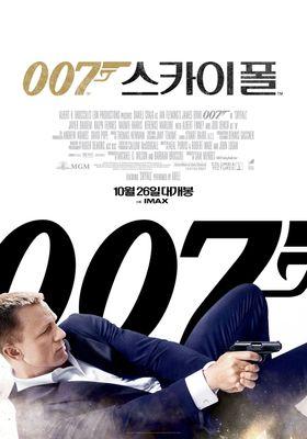 007 스카이폴의 포스터