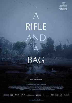 A Rifle and a Bag's Poster