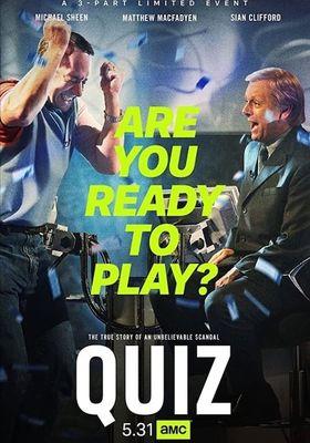 『Quiz(原題)』のポスター