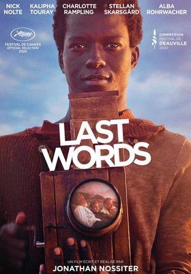 Last Words's Poster