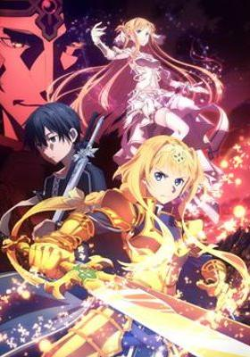 Sword Art Online Alicization - War of Underworld's Poster