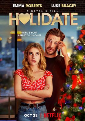 Holidate's Poster