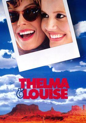 델마와 루이스의 포스터