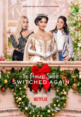 The Princess Switch: Switched Again's Poster