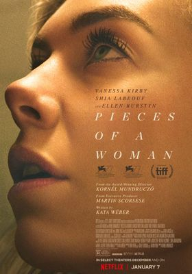 Pieces of a Woman's Poster