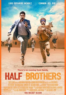 Half Brothers's Poster
