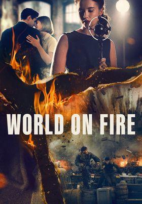 『World on Fire(原題)』のポスター