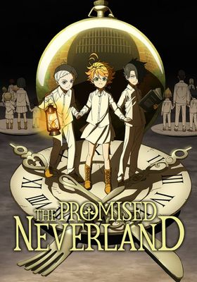 The Promised Neverland Season 1's Poster