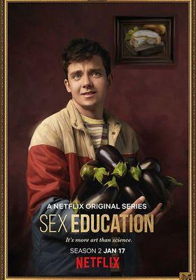 『セックス・エデュケーション シーズン2』のポスター