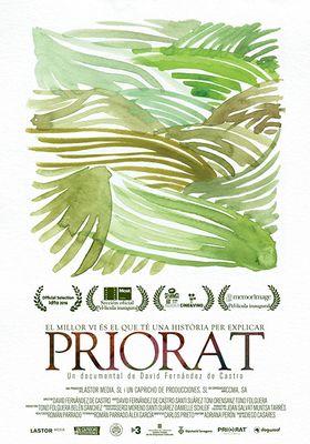 와인의 땅, 프리오라트의 포스터
