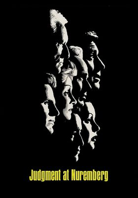 Judgment at Nuremberg's Poster