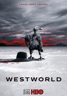 웨스트월드 시즌 2의 포스터