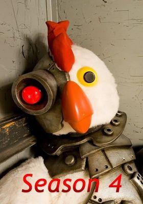 Robot Chicken Season 4's Poster