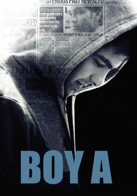 『BOY A』のポスター