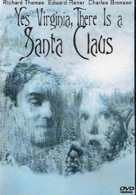 There Is A Santa Claus's Poster