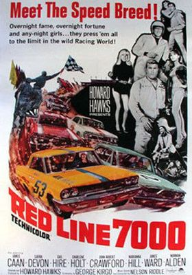 Red Line 7000's Poster