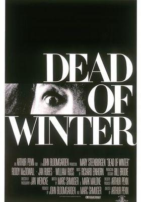 겨울 장미의 포스터