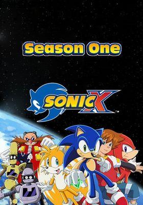 Sonic X Season 1's Poster