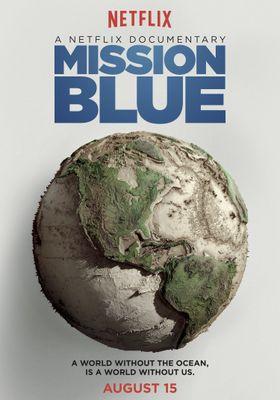 미션 블루의 포스터