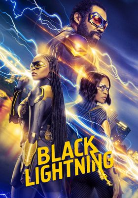 블랙 라이트닝 시즌 4의 포스터