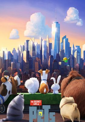 The Secret Life of Pets's Poster