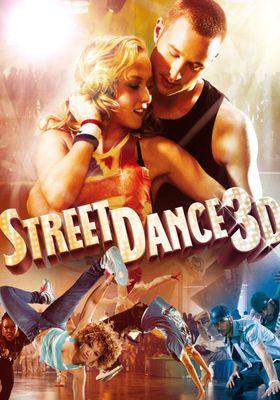 『ストリートダンス TOP OF UK』のポスター