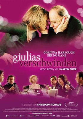 Giulias Verschwinden's Poster