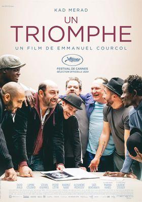 『Un Triomphe(原題)』のポスター