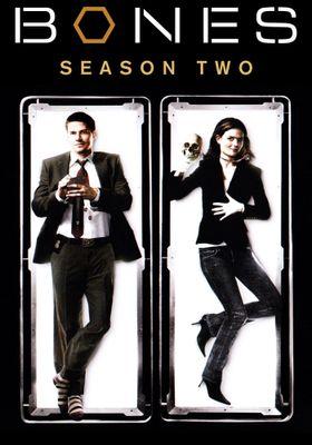 『BONES-骨は語る- シーズン2』のポスター
