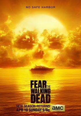 『フィアー・ザ・ウォーキング・デッド2』のポスター