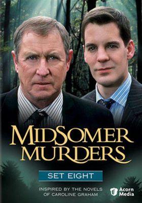 미드소머 살인사건 시즌 8의 포스터