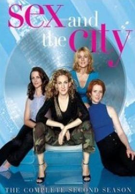 『セックス・アンド・ザ・シティ シーズン 2』のポスター