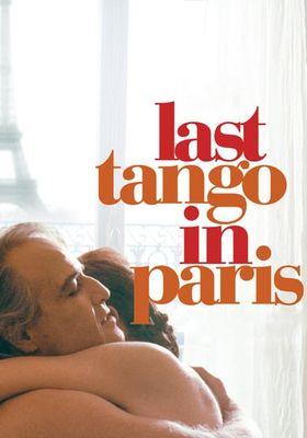 파리에서의 마지막 탱고의 포스터