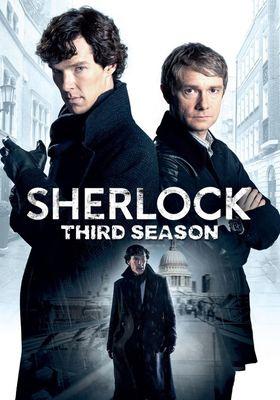Sherlock Season 3's Poster