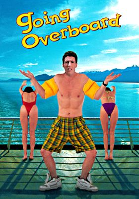 Going Overboard's Poster