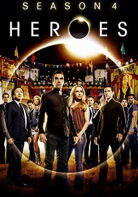 『HEROES/ヒーローズ ファイナル・シーズン』のポスター