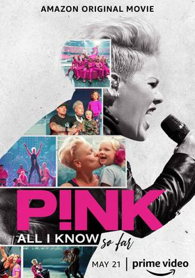 P!nk: All I Know So Far's Poster