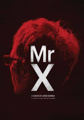Mr. X's Poster