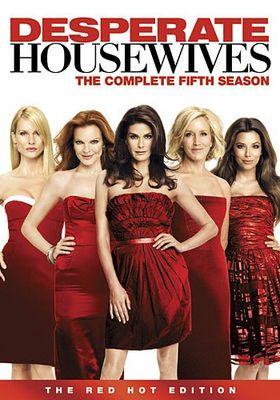 『デスパレートな妻たち シーズン5』のポスター